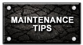 maitainence tips